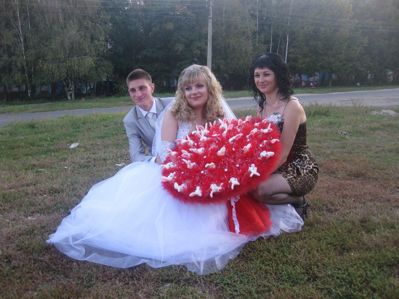 Букет из игрушек на свадьбу мастер класс